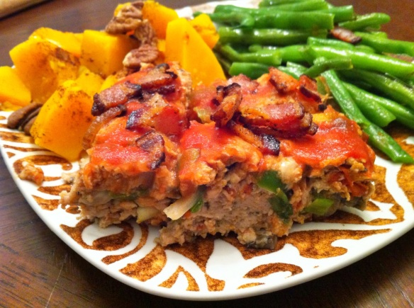 heart healthy meatloaf