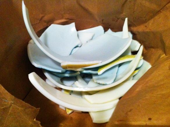 Broken Bowls