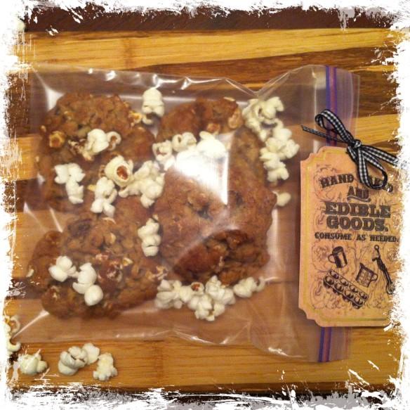 Package of cookies