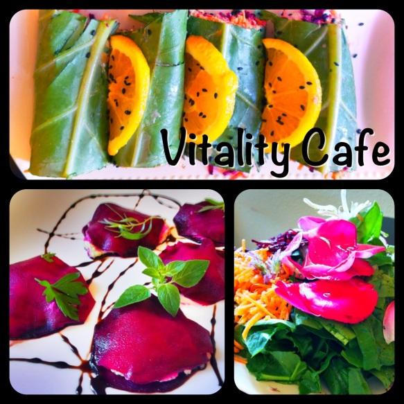 Vitality Cafe