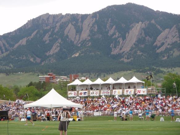 Big 12 Conference Meet - Colorado