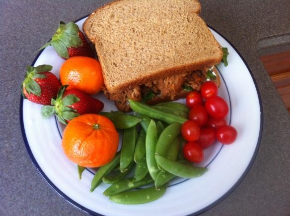 Diabetic Lunch