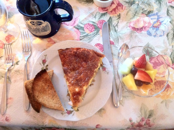 Andrie Rose Breakfast