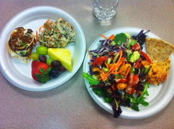 Drug Rep Lunch for Diabetics