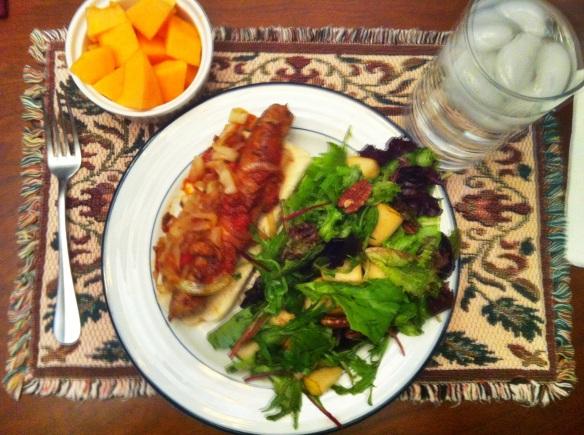 Diabetic Italian Dinner