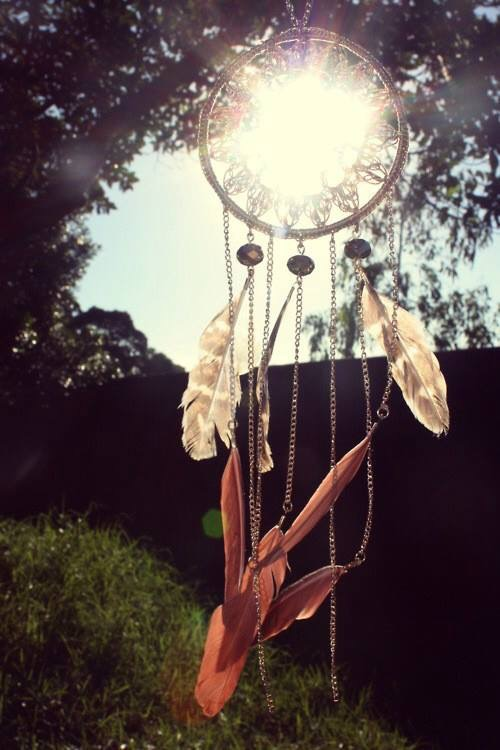 sunrise dreamcatcher